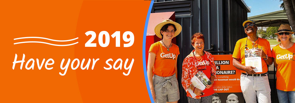 2019: Have your say